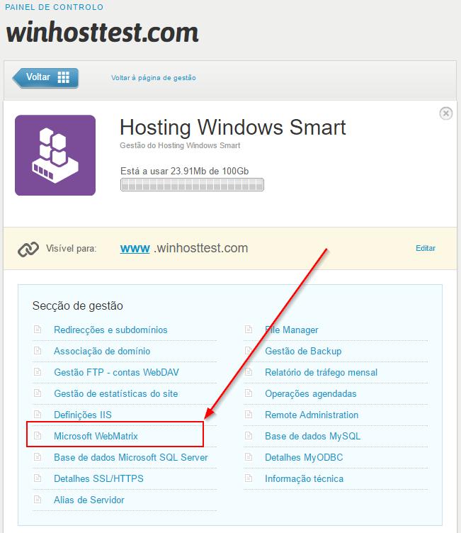 Windows-Hosting_webmatrix_activar_conta